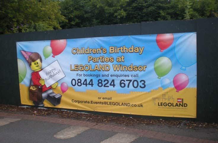 Banner printing printed banners on banner pvc mesh double sided banner printers london reheart Choice Image