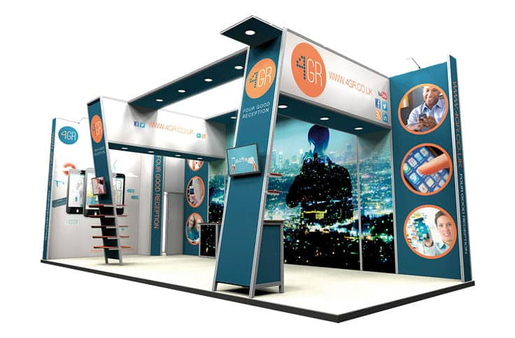 Exhibition Stand Wraps : Exhibition printing stands pop ups roller banners