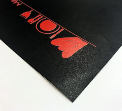 Large Format Digital Print Materials Over 50 Unique