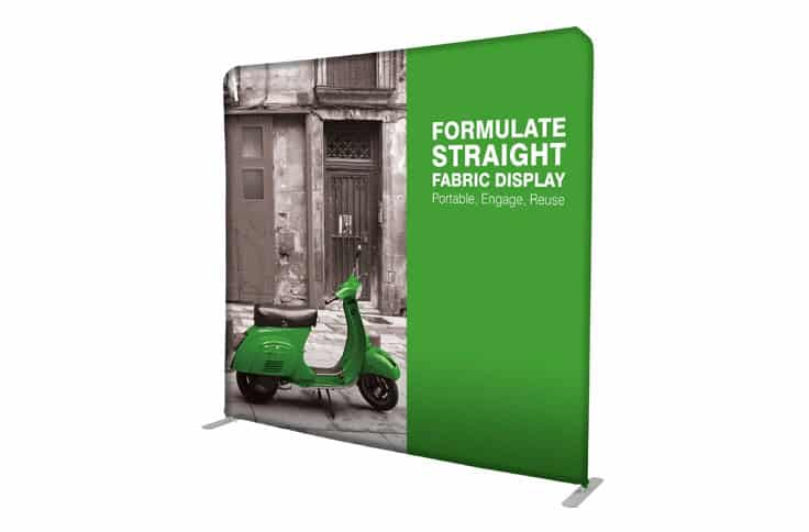 Fabric Exhibition Stand Zones : Printed fabric displays fabric graphics printed for exhibitions