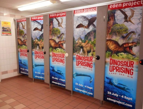 Printed Door Advertising National