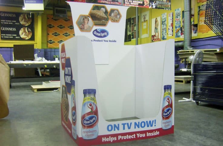 Exhibition Stand Wraps : Printed pallet wraps pallet skirts pallet displays pos