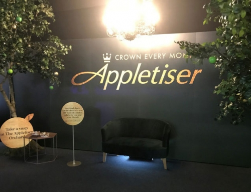 Appletiser Experiential Display Event