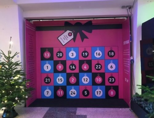 Dreamland Giant Printed Advent Calendar