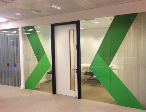 Google Office Graphics London