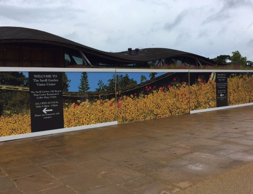 Printed Hoarding Install Surrey